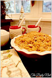 Pumpkin Pie With Streusel Topping Southern Living by Mike U0027s Favorite Dutch Apple Pie With Oatmeal Streusel Topping
