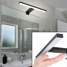 details zu led spiegel leuchte bewegungsmelder tageslicht schrank le bad strahler dimmer