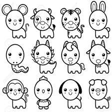 Dibujos De Animales Del Zoologico Para Colorear Dibujos Para Colorear