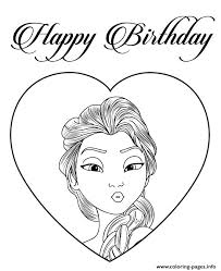 Elsa Kiss Colouring Page Coloring Pages Printable And Book To Print For Free Find More Online Kids Adults Of