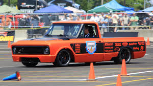 Check Out This Striking Orange 1969 Chevy C10 Pickup Destroying The ... The Worlds Faest Army Truck Defending America An 18mile At A Time 1968 Chevrolet C10 Drag Racing Pick Up Cummins Powered Diesel Pickup Crashes At Drag Week 2017 Video Dragtruckscom Official Home For Modified Trucks Check Out This Striking Orange 1969 Chevy Pickup Destroying Suspension Street Tech Magazine 2000hp 1965 Dragtimescom Fast Black C10 Truck Trucks Pinterest 1970 178 Gateway Classic Carsnashville Turbo Lsx S10 Drag Ls1tech Camaro And Febird Forum 1972 R Project To Be Spectre Performance Sema