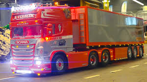 MEGA RC MODEL TRUCK ACTION Vol. 5 *SCANIA*MAN*MB ACTROS / Fair ...