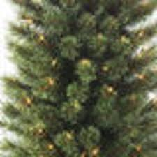 Pre Lit Pencil Cashmere Christmas Tree by Jaclyn Smith 7 U0027 Virginia Cashmere Pine Tree Kmart