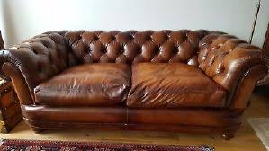 canape chesterfield d occasion