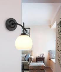 2018 220v high quality class l shade iron modern wall ls