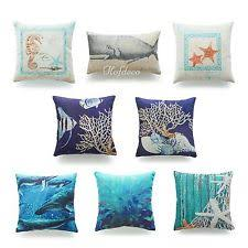 Pottery Barn Decorative Pillows Ebay by Coral Pillow Ebay