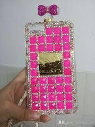 Iphone 6 Plus Case Luxury Phone Cases Rose Hello Kitty Perfume
