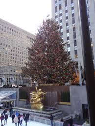 Nyc Christmas Tree Disposal by Christmas In Nyc Diabetes Blog Happy Medium Net