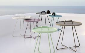 Good Small Metal Patio Side Tables 82 With Additional Fabulous Ideas