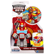 Heatwave The Fire-Bot - Rescue Bots - Transformers