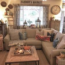 Marvelous Farmhouse Style Living Room Design Ideas 6 Image Is Part Of 75 Amazing Rustic Gallery You Can Read And