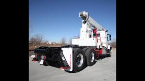 100 Boom Truck Elliott 1881TM Gets An Operator Centric Redesign YouTube