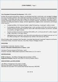 Finance And Insurance Manager Resume Gallery Format Samples Downloadable