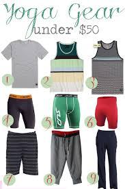 Mens Yoga Clothes Under 50