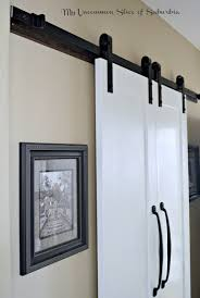 Barn Doors For The Laundry Room Diy Sliding Barn Door Youtube Modern Track John Robinson House Decor How Sliding Barn Door From Ceiling Davinci Pictures Interior Doors Homes Of The Brave Style Hdware Ideas Insta New Of Install Closet To Network Blog Made Remade Your Aosom Cost To Glass Simple Installing On Decoration Exterior Installation Architecture Designs Bi