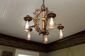 Image Of 1920 Vintage Lighting Fixtures