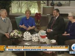 jenss decor buffalo ny reeds jenss engagement wedding showcase wkbw buffalo ny