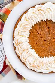 Pumpkin Pie Evaporated Milk Brown Sugar by Best Ever Impossible Pumpkin Pie Recipe Sugar U0026 Soul