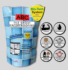 tile grout waterproofing allgemeine bau chemie phil inc