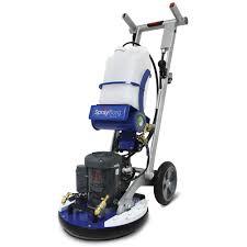 hos orbot sprayborg floor cleaning machine amtech uk