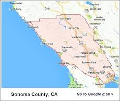 Map Of Beaches Best For Sea Glass X With The In California Surf Spot