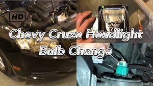chevy cruze headlight bulb free wiring diagrams schematics