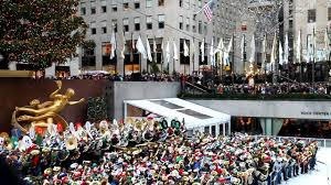 Rockefeller Plaza Christmas Tree Cam by Tuba Christmas 2011 At Rockefeller Center Youtube