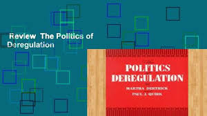 100 Trucking Deregulation Review The Politics Of