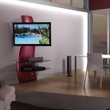 supérieur meuble tv avec support tv 3 meliconi ghost design