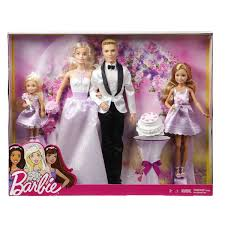 Toy Story Barbie And Ken Doll