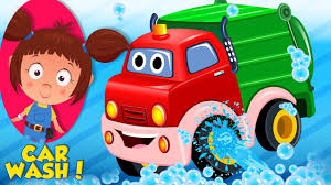 100 Trash Truck Videos For Kids Youtube Garbage Cartoons Garbage Truck Garbage Truck Videos