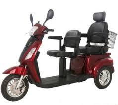 The Main Difference Between GTX Limited And 60 Electric Scooters Is That Capable Of Carrying Two Persons