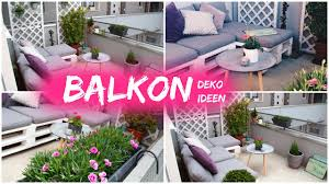 dekoideen für balkon sommer 2020