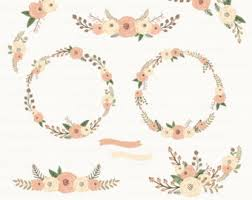 Rustic Flower Clipart