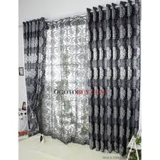 Lace Curtains Panels With Attached Valance by Lace Curtains With Attached Valance