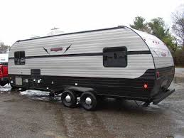 2016 New Riverside Rv WHITE WATER RETRO 195 Travel Trailer In Minnesota MN