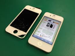 iPhone 4S Glass Repairs are they really breaking already