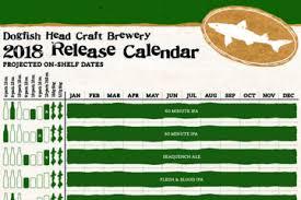 Dogfish Head Punkin Ale Release Date by Dogfish Head Announces 2017 Release Calendar Flesh U0026 Blood Ipa