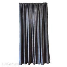 Dkny Modern Velvet Curtain Panels by Velvet Modern Curtains Drapes U0026 Valances Ebay
