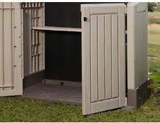 outdoor storage shed buildings keter woodland horizontal resin