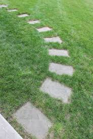 Setting A Stepping Stone Path - Shine Your Light Garden With Tropical Plants And Stepping Stones Good Time To How Lay Howtos Diy Bystep Itructions For Making Modern Front Yard Designs Ideas Best Design On Pinterest Backyard Japanese Garden Narrow Yard Part 1 Of 4 Outdoor For Gallery Bedrock Landscape Llc Creative Landscaping Idea Small Stone Affordable Path Family Hdyman Walkways Pavers Backyard Stepping Stone Lkway Path Make Your