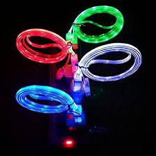 Amazon NTJ Flowing Moving Light Led Light up USB Data Sync