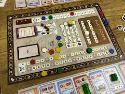 Nations Is A Heavy Euro Game There No Denying It But Has Considerably