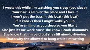 100 2 Rocking Chairs Jon Bellion Lyrics While You Count Sheep YouTube