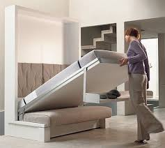 fold up bed turns into chair and shelf live