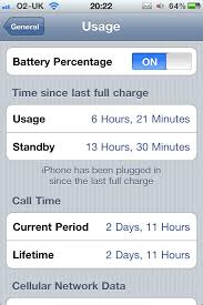 Daily Tip How to turn on the battery percentage meter
