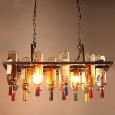 loft flasche kronleuchter kreative restaurant bar cafe bar wohnzimmer dekorative len personalisierte designer kronleuchter