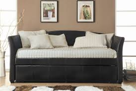Wayfair Soho Leather Sofa by Full Size Upholstered Daybed Wayfair