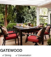 Shop Patio Furniture Dining Collections At Lowes
