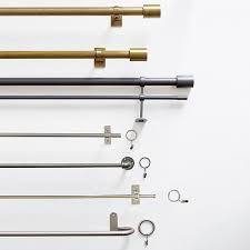 Mid Century Wooden Rod
